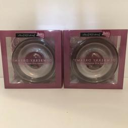 2 Pack of Glade Scented Oil Candle Holder With 2 Dewberry Dr