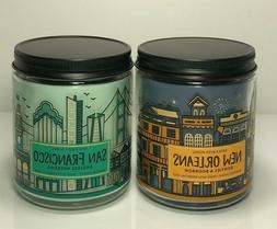 2 Piece Bath and Body Works SAN FRANCISCO & NEW ORLEANS Sing
