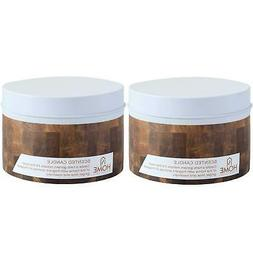 2 x Shearer Candles Home/Kitchen, Herb Scented Tin Candle, W