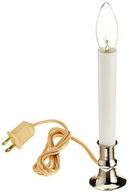 """8 ea Darice 6203-08 9"""" Electric Window Candle / Lamp  with D"""