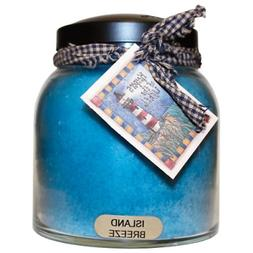 A Cheerful Giver A Island Breeze 34 Ounce Papa Jar Candle, 3