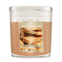 Colonial Candle Autumn Collection Maple Butterscotch 8-Ounce