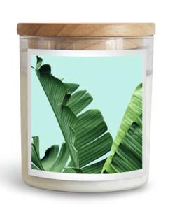 Banana Palms Candle Home Fragrance, Decor, Great Gift