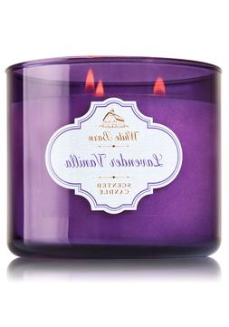 bath and and body works lavender vanilla