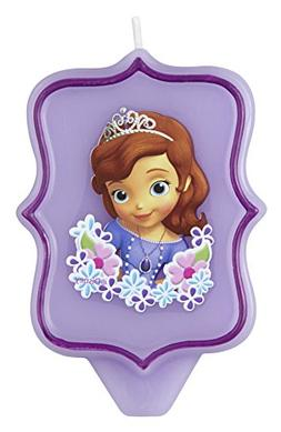 Birthday Candle-Sofia The First