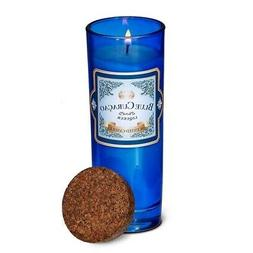 Blue Curacao Scented Candle in Highball Glass