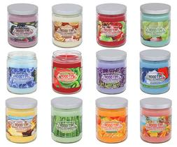candle 13oz each jar 40 scents usa