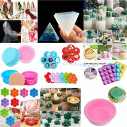 Candle Moulds Soap Molds Handmaking DIY Craft Chocolate Cand