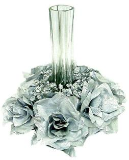 Candle Rings Wedding Party Decorations Table Centerpiece Cak