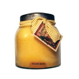 A Cheerful Giver Caramelized Creme Brulee Papa Jar Candle, 3