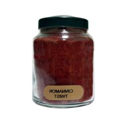 A Cheerful Giver Cinnamon Twist Baby Jar Candle, 6-Ounce