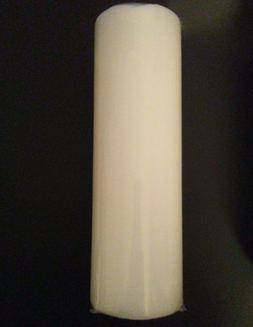Classic Linen Scented Pillar Candle-3 inch by 9 Inch-NEW-SEA
