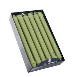 """Colonial Candle Taper Candle -10"""" - Willow"""