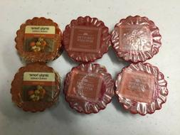 Yankee Candle COUNTRY KITCHEN Simply Home TARTS Cinnamon Coz