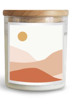 Desert Sun Candle Home Fragrance, Decor, Great Gift