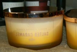 DW Home Candle Salted Caramel 3 wick  13.49 oz