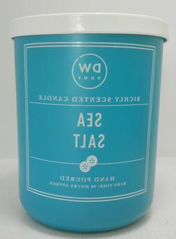 DW Home Sea Salt Scented Candle 90 Hour Extra Large Triple W