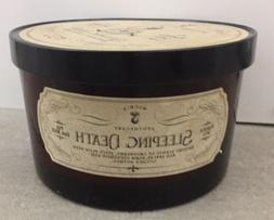 Dw Home Wicks Apothecary Sleeping Death Candle Halloween 3 W