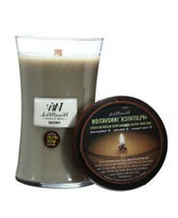 WoodWiCk® Firesidess Crackling Flame 20 oz Candle New Merch