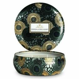 Voluspa French Cade & Lavender Limited 3 Wick Candle in Deco