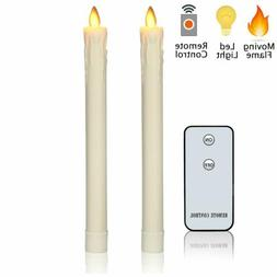glitter cone shaped flameless candle h9 xd1