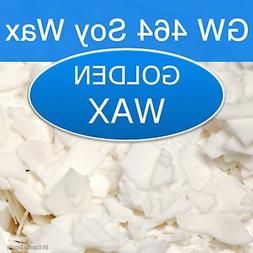 GW 464 SOY WAX FLAKES GREAT FOR CANDLES OR TARTS **FREE SHIP