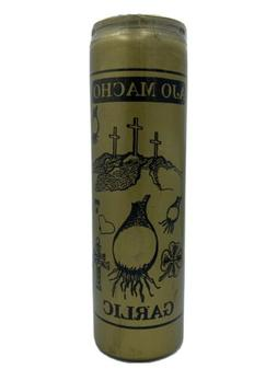 Indio Products Garlic Gold 7 Day Candle