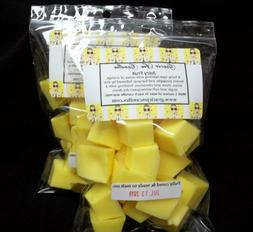 JUICY FRUIT Scented Tart Wax Melts Chunks Chips Home Candle