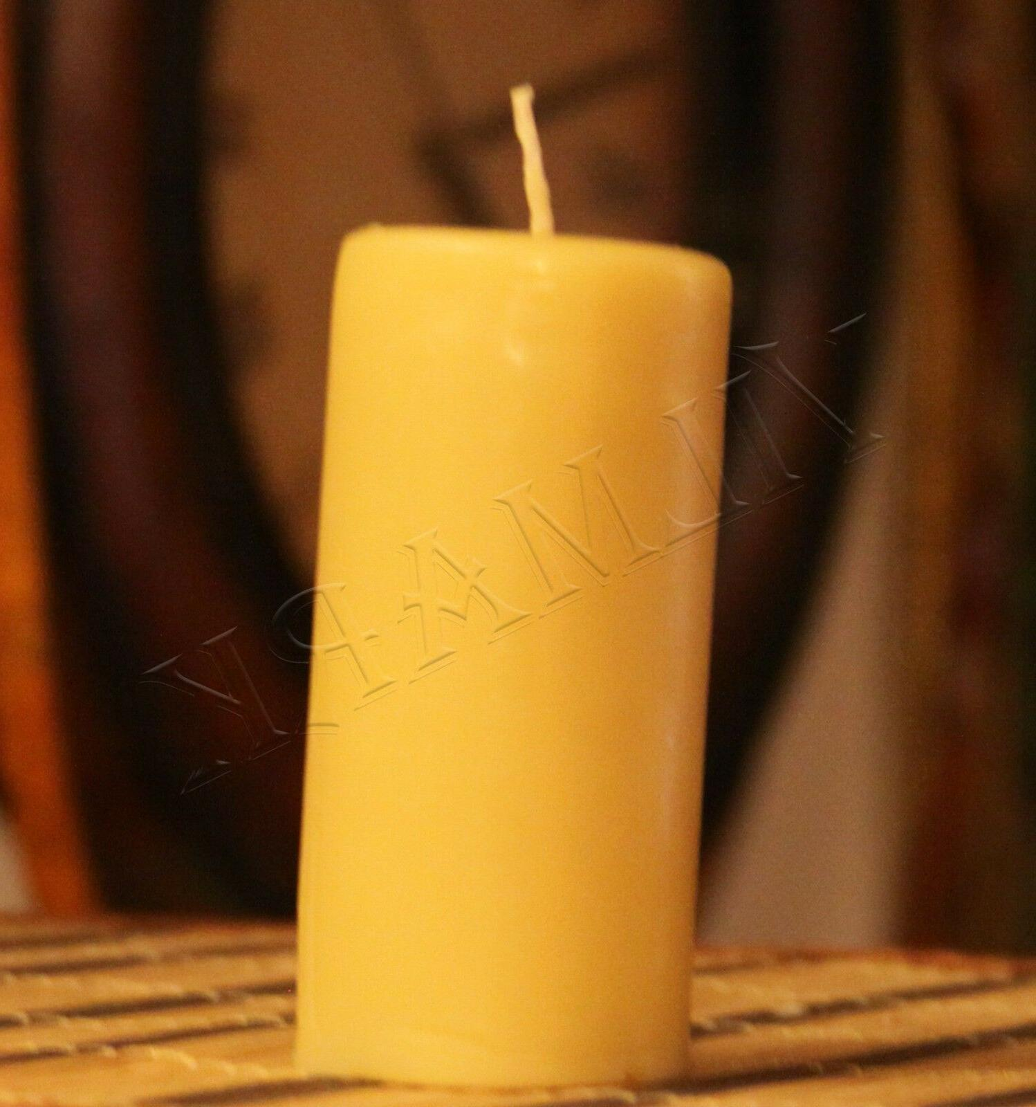 Handmade 100% Pure Candles Cotton