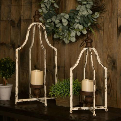 Glitzhome 16.5'' Decorative Candle for Home Party