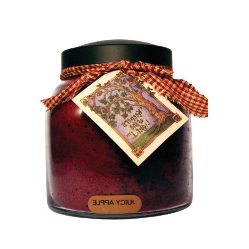 A Giver Juicy Apple Papa Jar Candle,