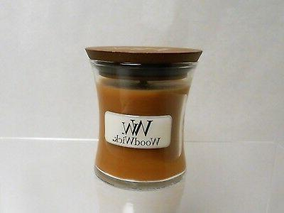 Woodwick Toddy 3 oz. Candle hours Burn Time