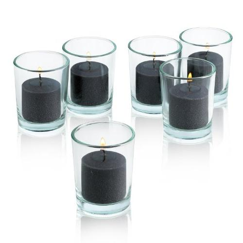 Black Candles Box Candles Burn Time Candles Spas and