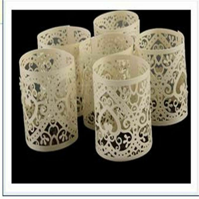 Candle Hollow Decoration Stands 6