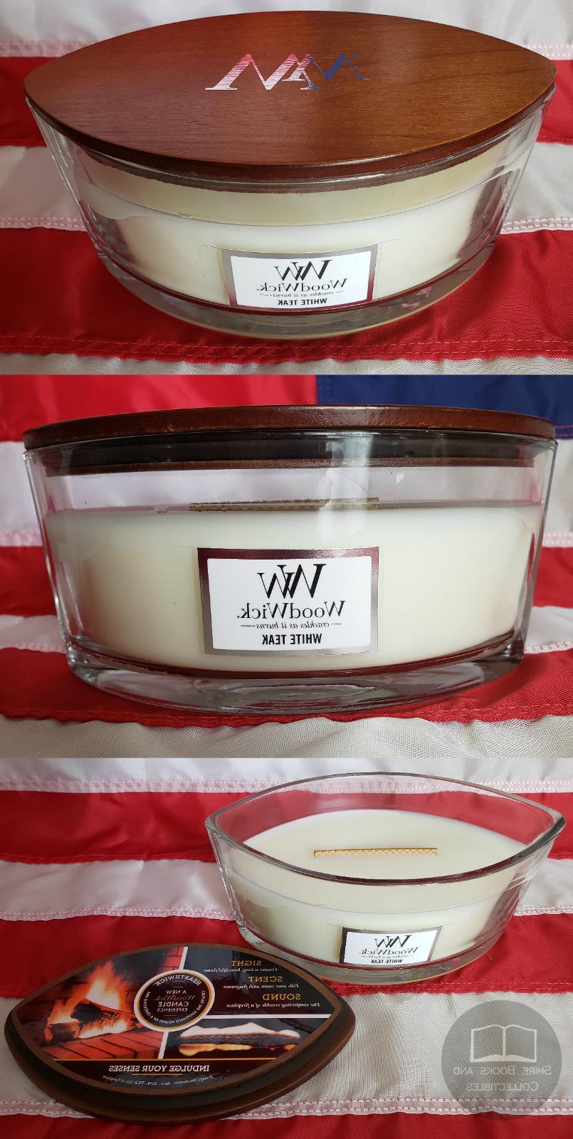 WoodWick Large Flame