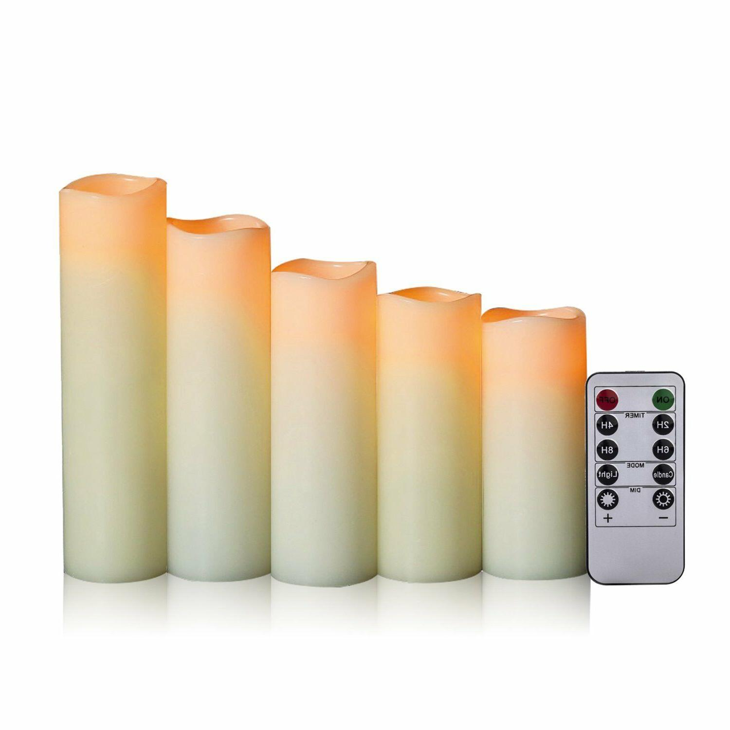 Flameless Candles LED Control