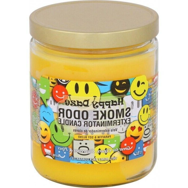 happy daze scented candle