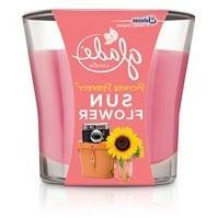 Glade Picture Perfect Sun Flower Jar Candle
