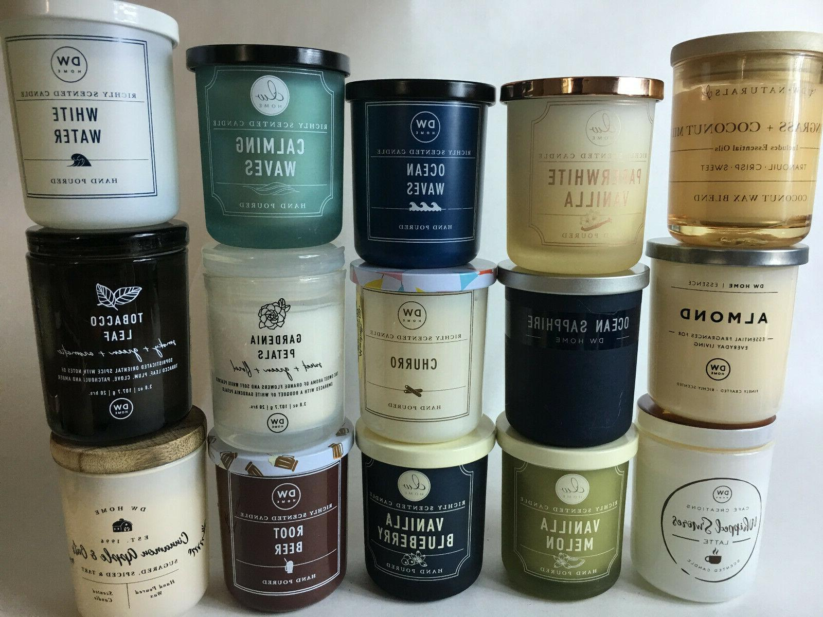 DW Candle 3.8 Mix Match! Added Candles shipping!