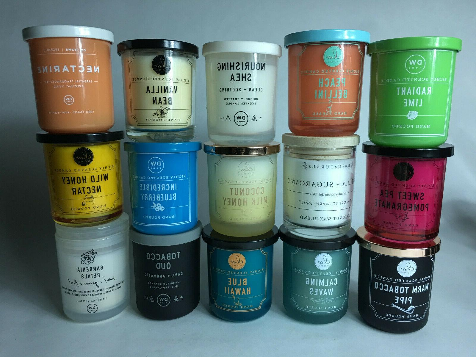 DW Home Richly Candle 3.8 Match! Candles 65¢ shipping!