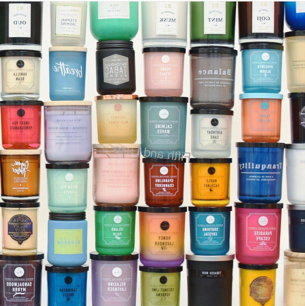 DW Home Rich Candle~HUGE Rate PICK