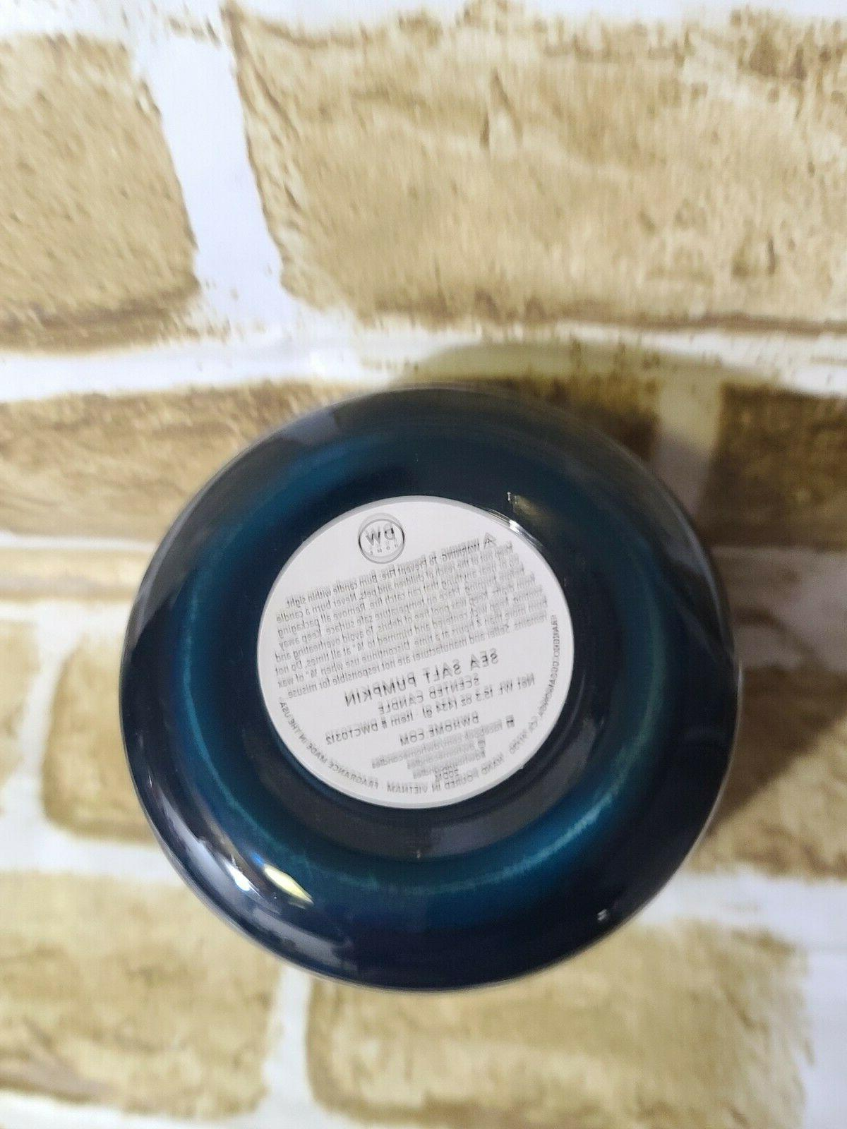 Dw Home Sea Salted Pumpkin WICK Candle