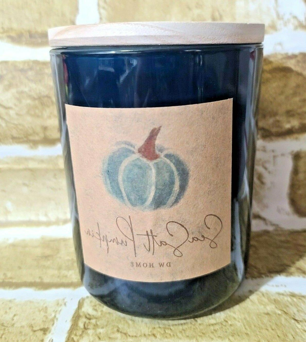 richly scented sea salted pumpkin 2 wick