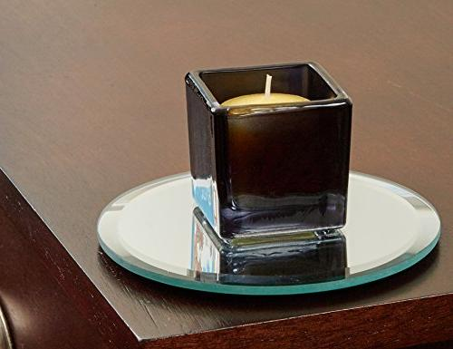 Light In 5 Candle Edge Set - for Centerpieces, Décor, Crafts