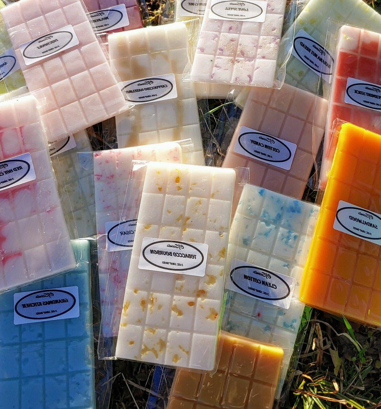 Scented Melts BARS Strong CHOOSE SCENTS
