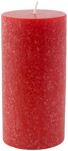 Root Scented Timberline Pillar Candle, 3-Inch by 6-Inch Tall