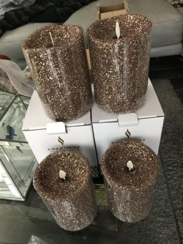 set of four new chocolate glitter 5