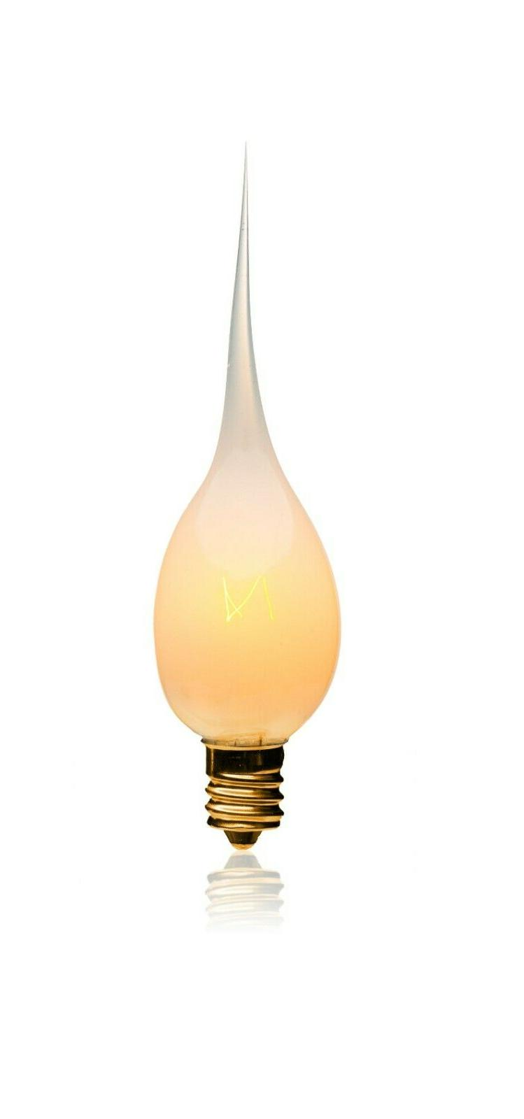 Silicone Bulbs for Candles, 6 or Pack Candle Bulbs, Bulbs,
