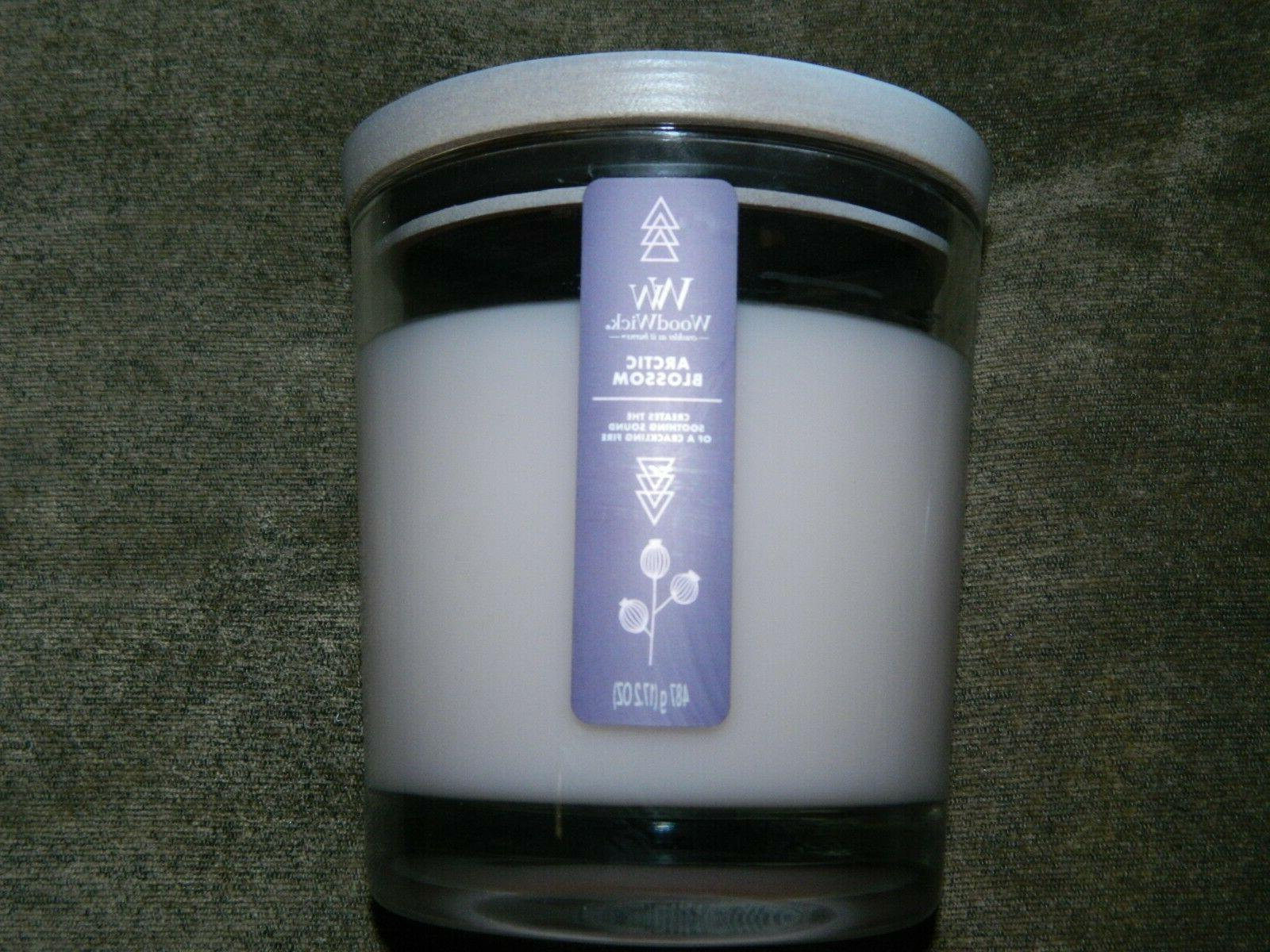 woodwick 17 2 oz 2 wick candle