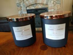 Lot of 2 DW HOME SMOKED TOBACCO & OUD Masculine Richly Scent